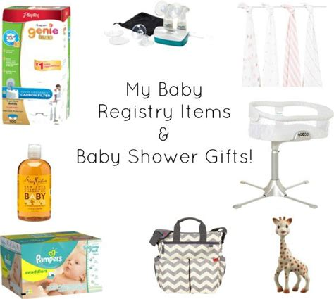 10 baby shower gifts and registry items for the