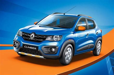 renault climber colours renault kwid climber launched at rs 4 3 lakh now more