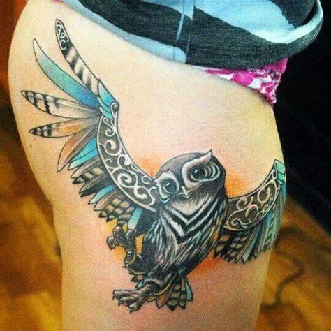owl tattoo meaning native american owl tattoo tattooes pinterest