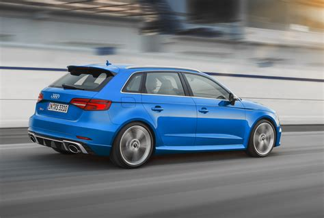 Audi Rs3 Motor Talk by Audi Rs3 Sportback Facelift 2017 Motor Preise