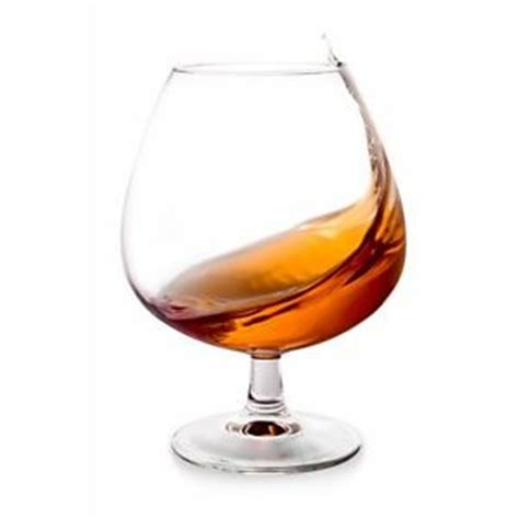 Modern Bar Glassware Set Of 6 Cognac Glass Modern Bar Snifter Glasses