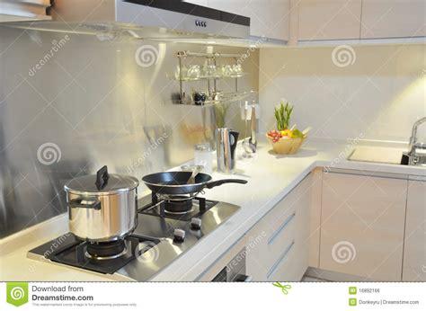 modern family kitchen modern family kitchen royalty free stock image image