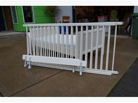 Sundvik Crib Toddler Bed Ikea Sundvik Baby Crib Toddler Bed Saanich Sidney