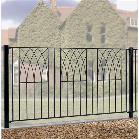 6ft Metal Trellis Metal Fence Panel 6ft Wide The Garden Factory