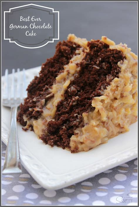best chocolate frosting for cake best german chocolate cake