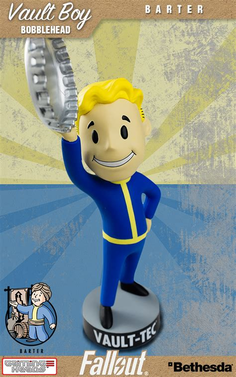 fallout bobblehead 5 fallout vault boy 5 quot bobblehead series 2 collection at
