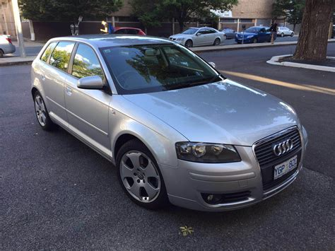 Audi A3 8p 2 0 Tdi by 2007 Audi A3 2 0 Tdi Ambition 8p Car Sales Act Canberra