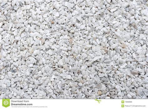 White Gravel White Gravel Royalty Free Stock Photo Image 13668985