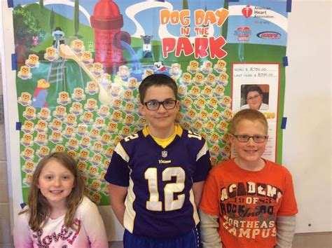 Cass County Detox by Caston Elementary Students Raise 7 922