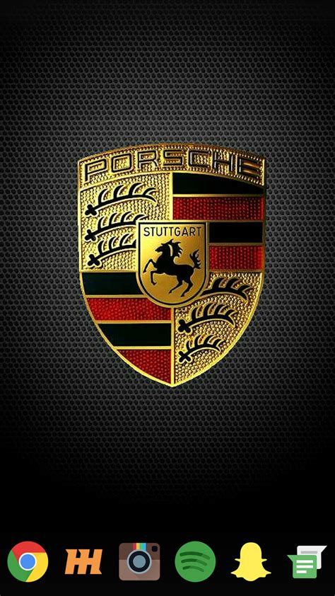 porsche logo wallpaper for mobile porsche logo wallpaper high resolution 187 automobile