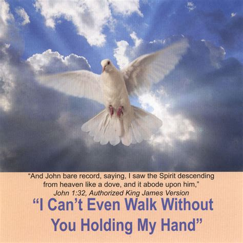 my can t walk i can t even walk without you holding my by the lumpford singers on apple