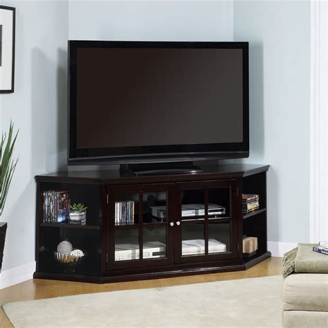 living room corner stands coaster furniture 700658 corner tv stand atg stores