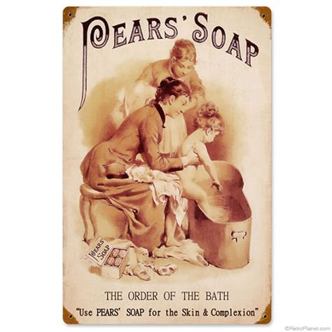 New Bathroom London by Pears Soap History