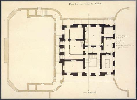 le petit trianon floor plans plans du petit trianon