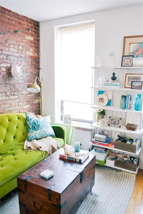 decorating tips  maximize  small space popsugar home