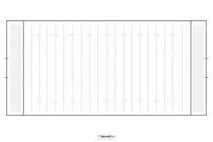 blank football field template incrediwall football field erase mural sticker