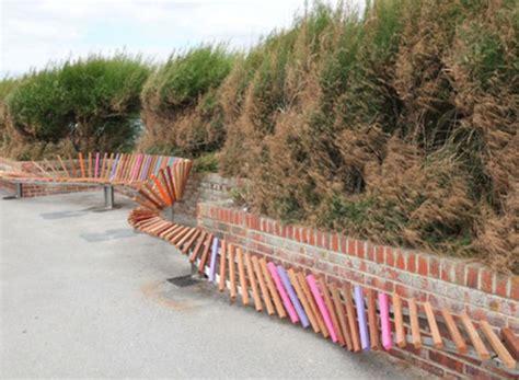 unique park benches 17 best images about unique park benches on pinterest