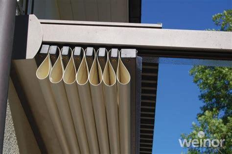 pavillon mit faltbarem sonnendach assortiment pergotex heynen zonwering
