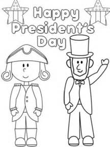 presidents day coloring pages presidents day clipart black and white clipartsgram