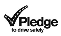 Pledge to drive safely