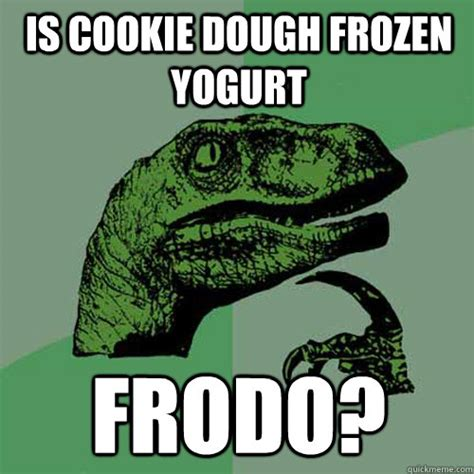Frozen Yogurt Meme - historical cookie ads memes