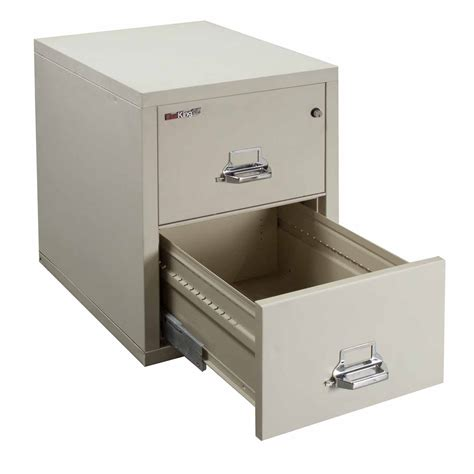 fireking used 2 drawer file creme national office interiors and liquidators