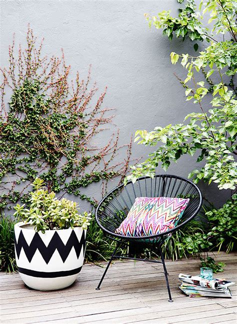 black and white planters garden ideas in black and white by duran the oak furniture land