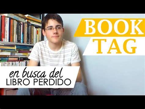 libro el ngel perdido booktag en busca del libro perdido youtube