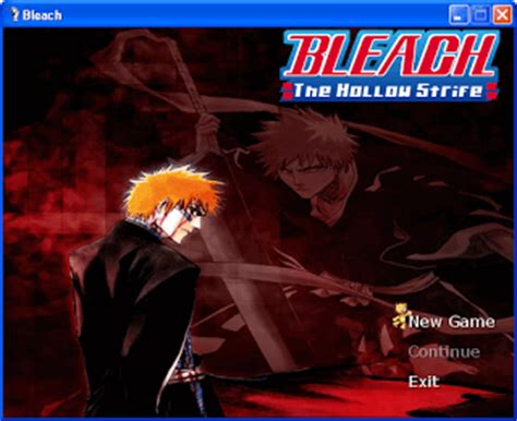 bleach game for pc free download full version free download pc games bleach the hollow strife full