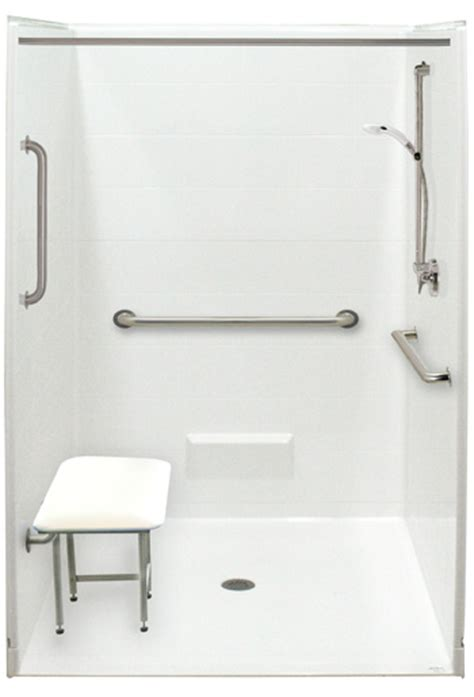 Handicapped Shower Stalls by Handicapshowerstallwithseat See More Design Ideas At Http