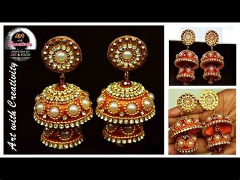 how to make indian jewelry at home best 25 silk thread ideas on