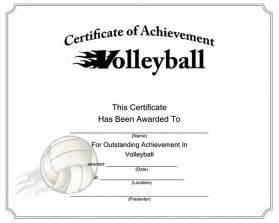Athletic Certificate Templates by Certificate Of Participation In Sports Www Pixshark