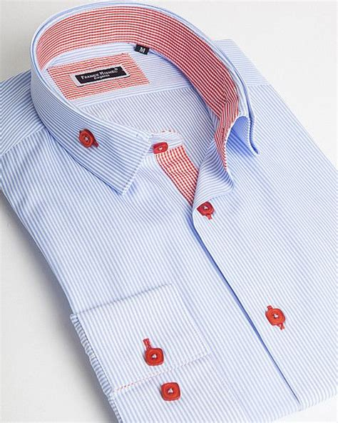 Bf Stripped Light Blue 52 best images about shirts by franck michel