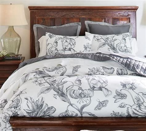 Duvet Covers Next by My Next Bedding Pippa Floral Print Organic Duvet Cover