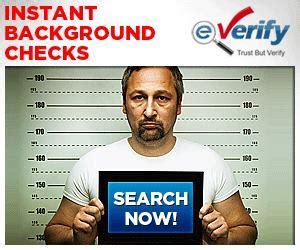 e verify background check e verify background check home
