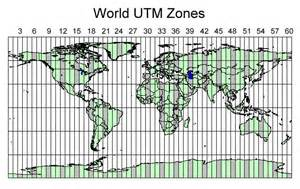 america utm map utm coordinate system xms wiki
