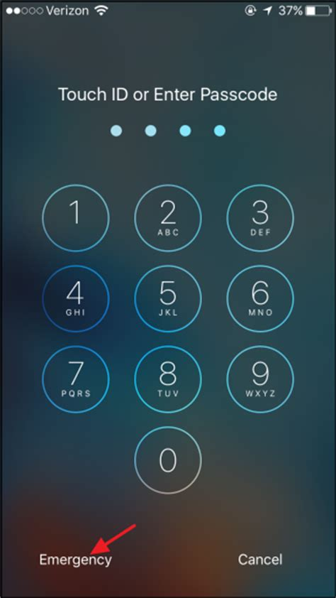can you make an emergency call without a sim card how to make an emergency call on an iphone