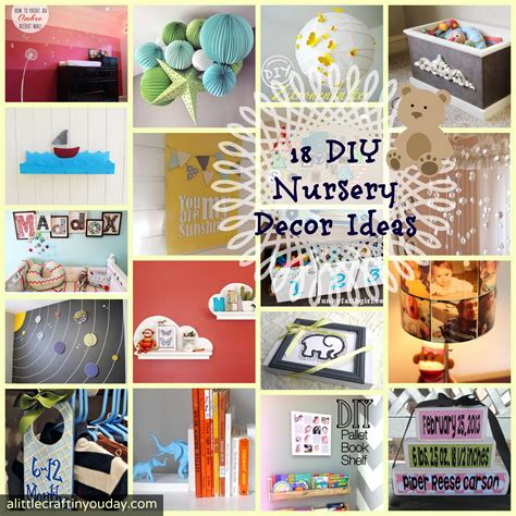 nursery craft projects 18 diy nursery decor ideas a craft in your day