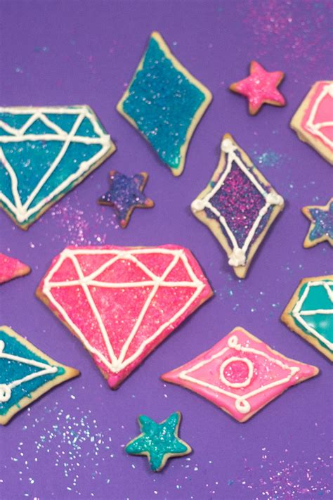 shimmer  shine gem cookie recipe nickelodeon parents