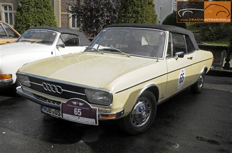 Audi Ls 100 by Audi 100 Ls Cabrio 1969