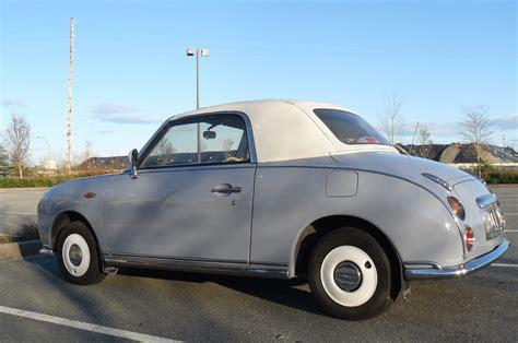 nissan figaro this nissan figaro is a japanese unicorn carscoops