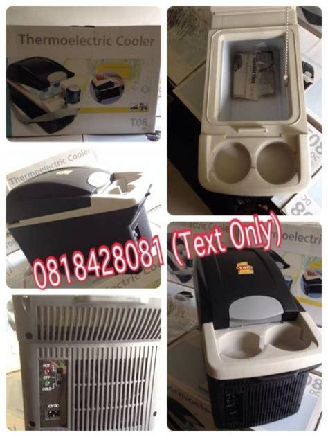 Kulkas Portable Mobicool kulkas pendingin dan penghangat untuk perjalanan lebih