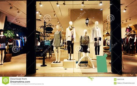 fashion shop boutique store stock photo image 59661948