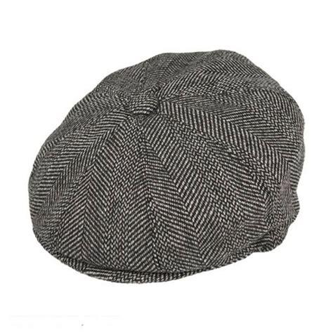 Herringbone Newsboy Cap jaxon hats mix herringbone wool blend newsboy cap newsboy caps