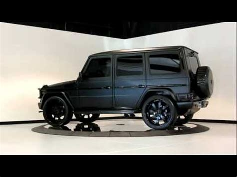 mercedes jeep matte black 2010 matte black mercedes benz g550 luxury cars