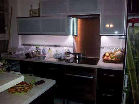 lumiere sous meuble haut cuisine lumiere sous meuble haut cuisine table rabattable