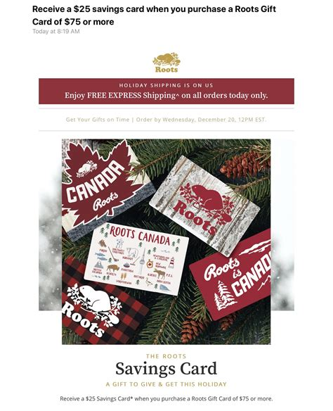 Pls Buy Gift Cards - roots buy roots gift card 75 free 25 online and in store redflagdeals com forums