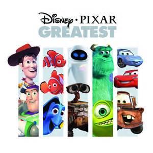 disney pixar greatest original soundtrack