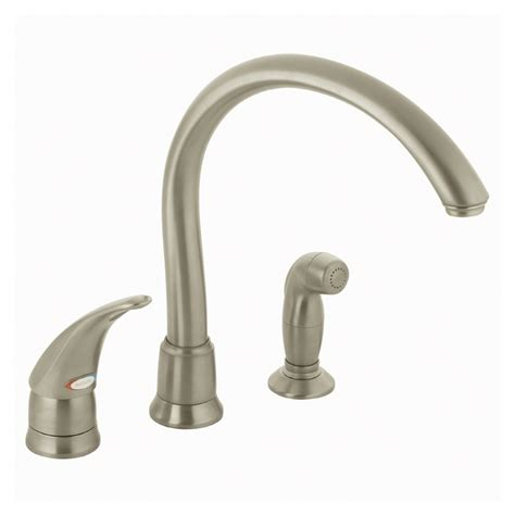 fix moen kitchen faucet moen 7730 monticello single handle kitchen faucet repair