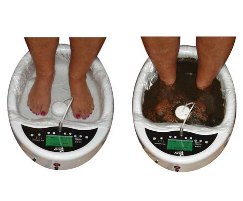 Foot Detox Bath by Are Detox Foot Baths A Scam Or Real